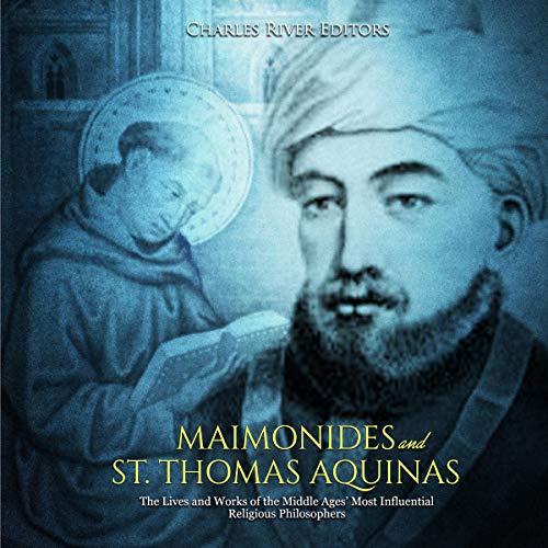 Maimonides and St. Thomas Aquinas cover art