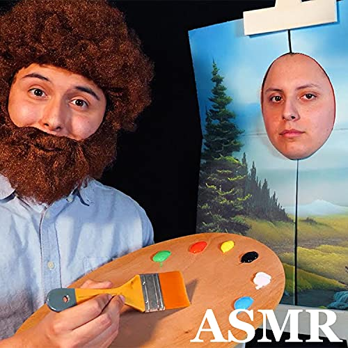 Bob Ross the Joy of Painting Role Play Pt.3