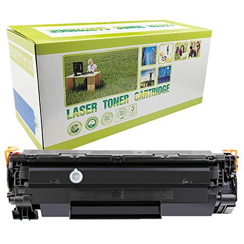 Cartucho de tóner CB436A 36A compatible con HP Laserjet M1120 MFP M1120N M1522 MFP M1522NF P1505 P1505N Rendimiento de página 1600 páginas, color negro