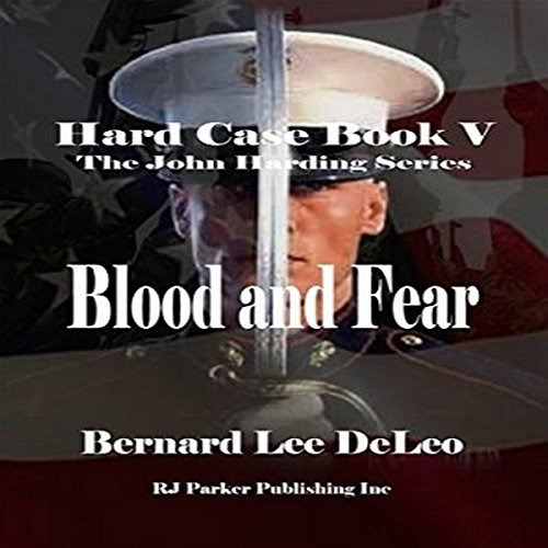 Hard Case V: Blood and Fear cover art