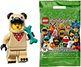 Lego 71029 Collectable Minifigures Series 21 - Pug Costume Guy