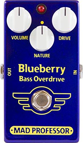 Mad Professor マッドプロフェッサー エフェクター FACTORY Series ベースオーバードライブ Blueberry Bass...