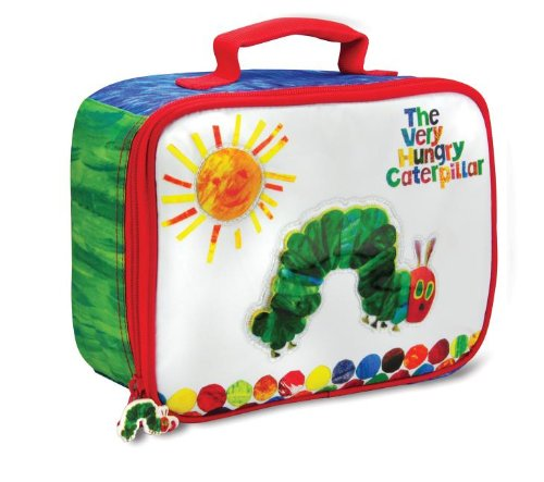 The World of Eric Carle: The Very Hungry Caterpillar Lunch Bag