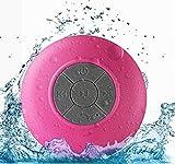 WYNCO Shower Speaker Bluetooth Waterproof Resistant Portable...