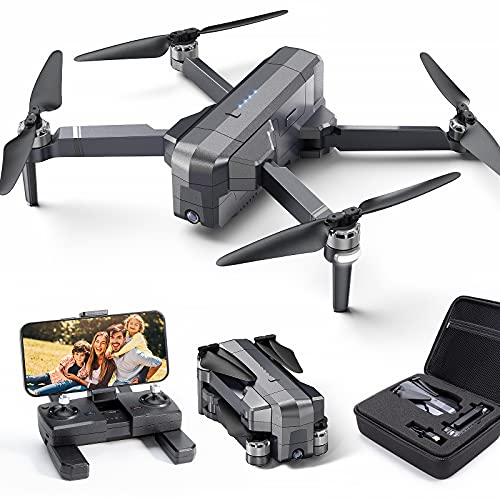 Ruko F11 Foldable GPS Drones with 4K Camera for Adults, Quadcopter...