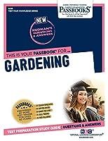 Gardening (Test Your Knowledge Series Q)