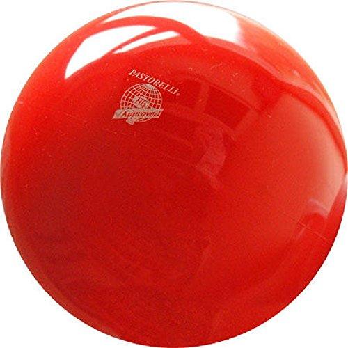 """Pastorelli """"New Generation Ritmica Palla da Ginnastica 18 cm (Rosso)"""