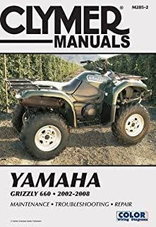 Best 2003 yamaha grizzly 660 manual Reviews