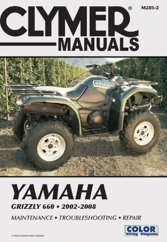 Price comparison product image Yamaha Grizzly 660 2002-2008