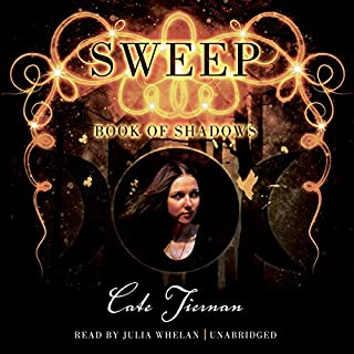 Book of Shadows     The Sweep Series, Book 1              By:                                                                                                                                 Cate Tiernan                               Narrated by:                                                                                                                                 Julia Whelan                      Length: 4 hrs and 55 mins     413 ratings     Overall 4.1