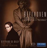 Sinfonie 5/6 Pastorale by L. V. BEETHOVEN (2013-08-05)
