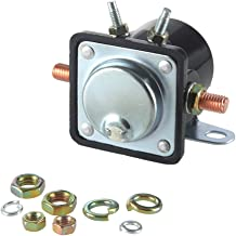 MIDIYA Starter RelaySS581T/ ALL76203/ Ford 12 Volt SW3 Hot Rod Starter Solenoid Relay Used On Johnson/Trim Motor Applications Evinrude Outboard