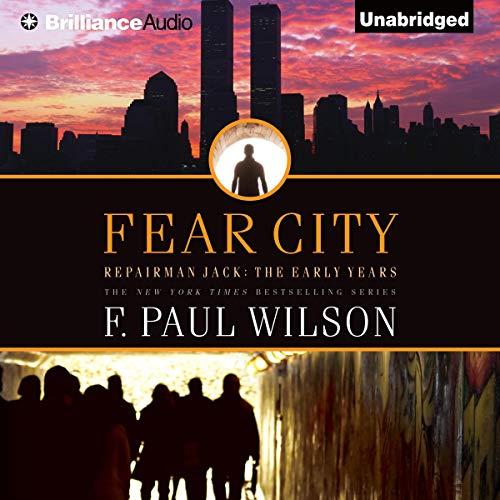Fear City Titelbild