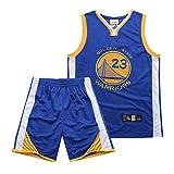 QPY Draymond Green Golden State Warriors # 23 - Camiseta de baloncesto unisex para hombre, camiseta sin mangas (S-XXL)