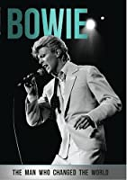 Bowie: Man Who Changed the World [DVD] [Import]