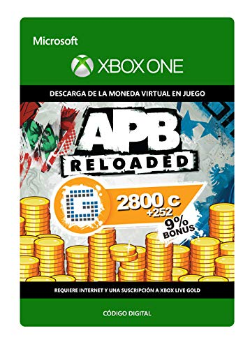 APB Reloaded: 3052 G1C  | Xbox One - Código de descarga