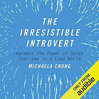 The Irresistible Introvert audiobook cover art
