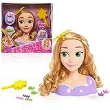 DisneyPrincess Tête à coiffer Raiponce basique