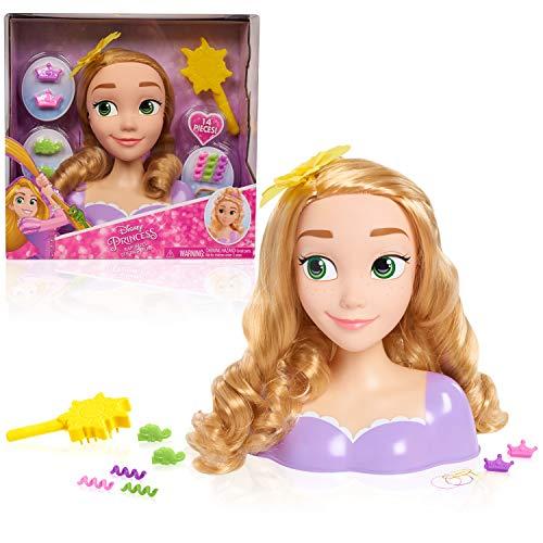 Disney 87155 Gehen Sie zum Styling von Rapunzel