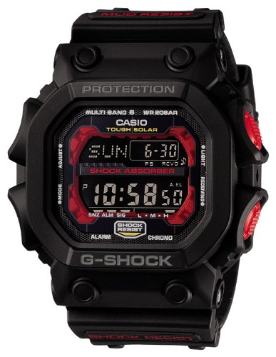 CASIO watches g-shock 'GX Series tough solar radio watch MULTIBAND 6 GXW-56-1AJF men's watch