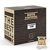Note d'Espresso Italiano - Bolsitas de Café de Colombia Monodosis - 150 Bolsas da 7 g, Total: 1050 g