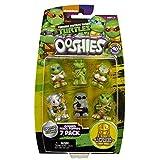Ooshies Set 3 'TMNT Series 1' Action Figure (7 Pack)