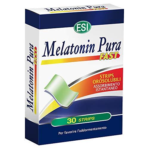 Melatonin Pura Fast - 30 Strips