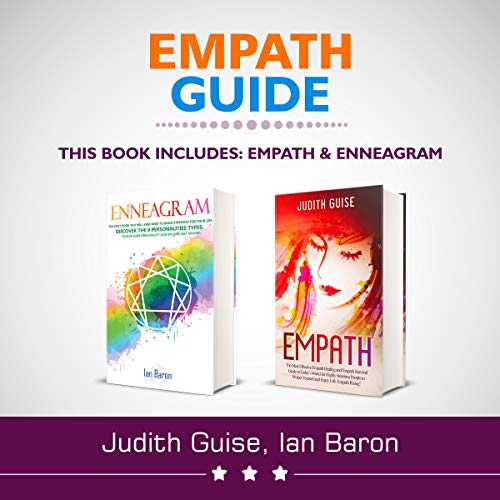 Empath Guide: 2 Books in 1: Empath and Enneagram audiobook cover art