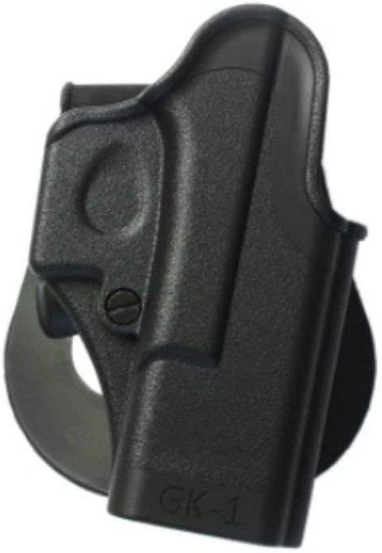IMI Defense Concealed Retention Tactical Polymer Holster For Glock Handgun Gen 4 Compatible