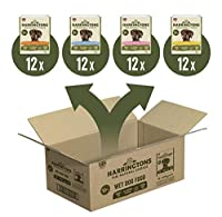 Grain free No artificial colours, flavours or preservatives Green lipped mussel for a rich source of Omega fats Grain-free formulation suitable for dogs with more sensitive digestions No artificial colours, flavours or preservatives Rosehips for Vita...