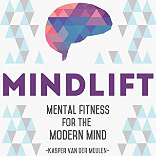 Mindlift audiobook cover art
