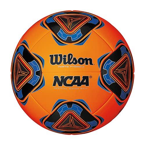 Wilson NCAA Forte Fybrid Ii with Orange and Blue WLWTE9906XB85