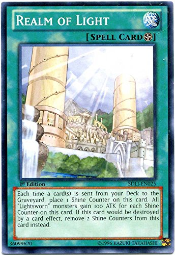 YU-GI-OH! - Realm of Light (SDLI-EN025) - Structure Deck: Realm of Light - 1st Edition - Common by
