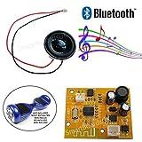 Kit de haut-parleur PCB et haut-parleur Bluetooth - Fits Swebourway Hoverboard - Module Bluetooth