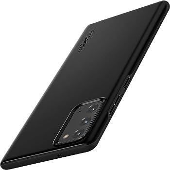 Spigen Thin Fit Designed for Samsung Galaxy Note 20 5G Case (2020) - Black