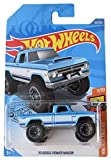 Hot Wheels '70 Dodge Power Wagon 152/250, Blue/White