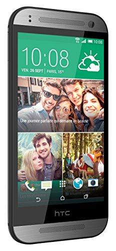 HTC One M8 Mini Smartphone, Android 4.4 KitKat, USB, 16 GB
