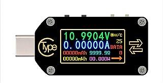 WINGONEER TC66 Type-C PDトリガーUSB電圧電流計容量計2ウェイ測定充電器バッテリーAPP PC USBテスター