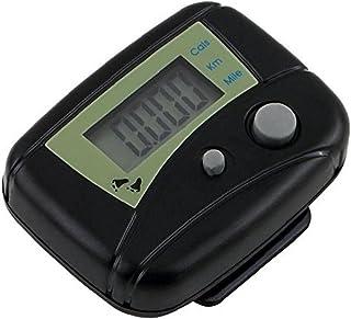 Dokładny mini elektroniczny krokomierz przenośny krokomierz LCD krokomierz odległości spaceru licznik kalorii z klipsem sp...