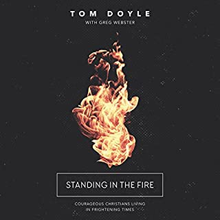 Standing in the Fire cover art