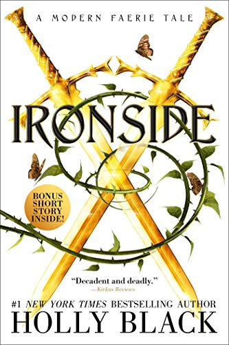 Ironside: A Modern Faerie Tale (English Edition)