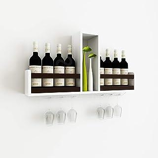 Armarios para vino Botelleros Cajonera de pared Cajonera de pared Cajonera colgante Expositor Cajonera Cajonera Cajonera de almacenamiento Estante Botellas múltiples Estantería de almacenamiento