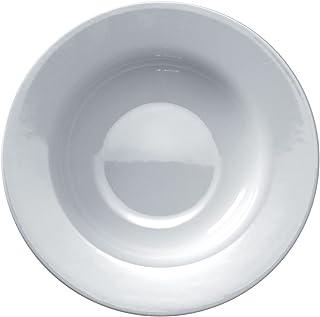 A di Alessi PlateBowlCup Soup Plate, Set of 4, (AJM28/2)