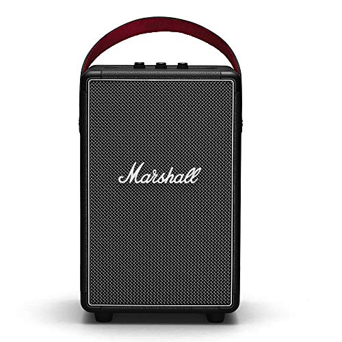 Marshall Tufton Alto-falante Bluetooth portátil, Preto