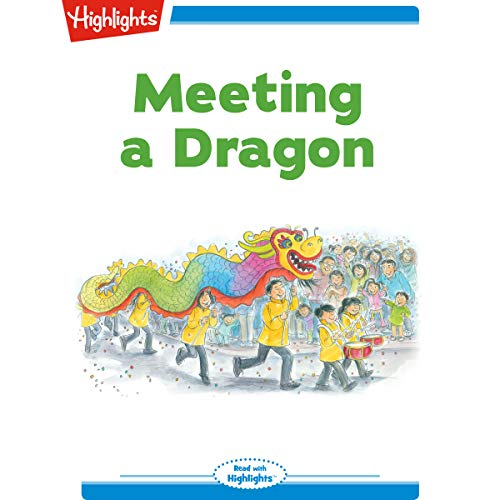 Meeting a Dragon copertina