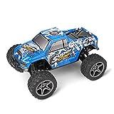 Coche RC 4x4 1/12 45KM / H BRUSHLESS 4WD Camión de Corto Recorrido Gasolina Coche RC Control Remoto RTR Coche Coche de Carreras de Alta Velocidad Coche de Carreras de Alta Velocidad