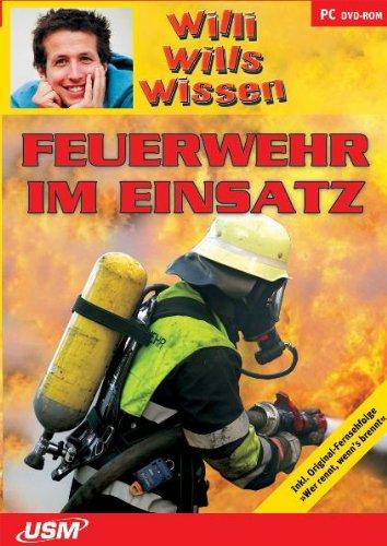 Willi wills wissen - Feuerwehr im Einsatz (DVD-ROM)
