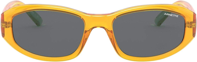 ARNETTE Men's An4266 Lizard Oval Sunglasses