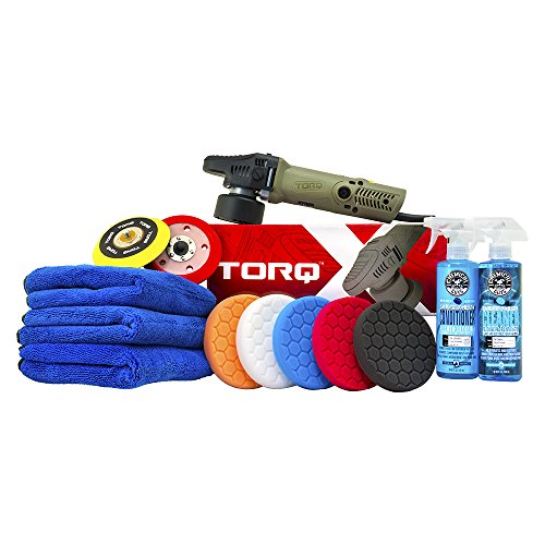 Chemical Guys BUF_209X Complete Detailing Kit 13 Items Torq Torqx