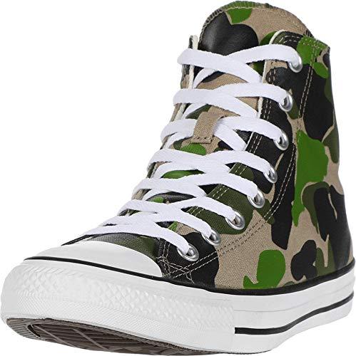 Converse Chucks CTAS HI 166714C Camouflage, Schuhgröße:42.5